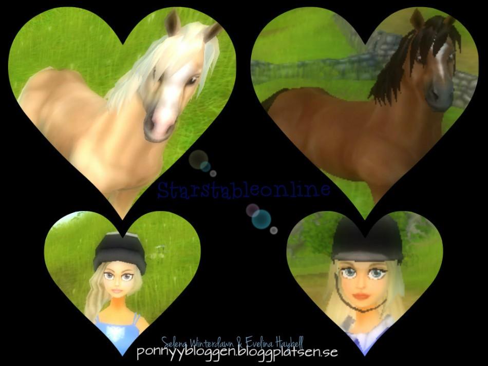 PB - Selena och Evelina